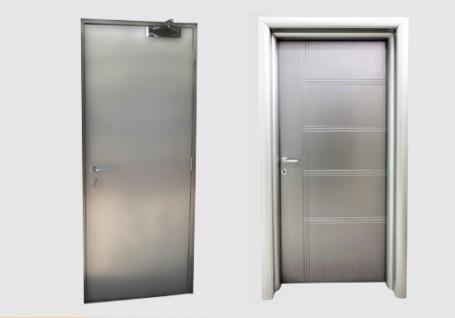 Al Marbed Est Steel Doors